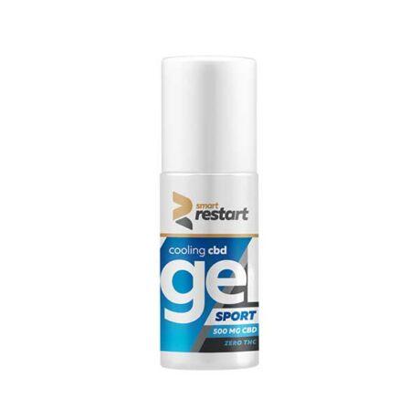 Reakiro Cooling Muscle Relief Gel 500mg CBD