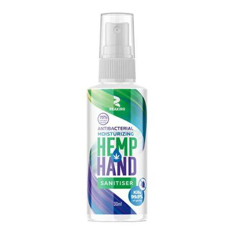 Reakiro Hemp kézfertőtlenítő spray 30ml