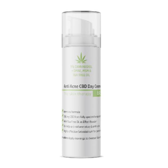 CBD Anti Acne Day Creme - 300mg
